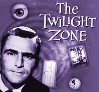 Writer Tony Peckham's Next Stop ... The Twilight Zone