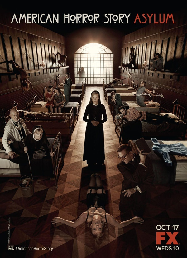 Relax and Enjoy Yet Another American Horror Story: Asylum Promo Teaser