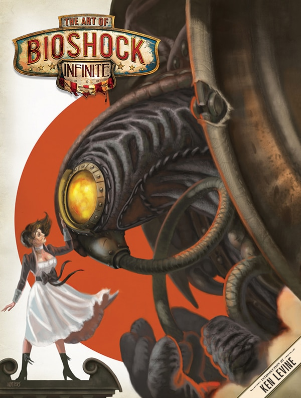 Dark Horse Books Releasing The Art of BioShock Infinite