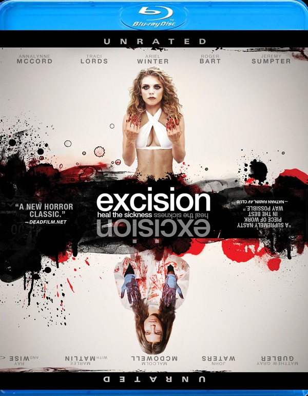 Excision - New Stills and Official Blu-ray / DVD Art!
