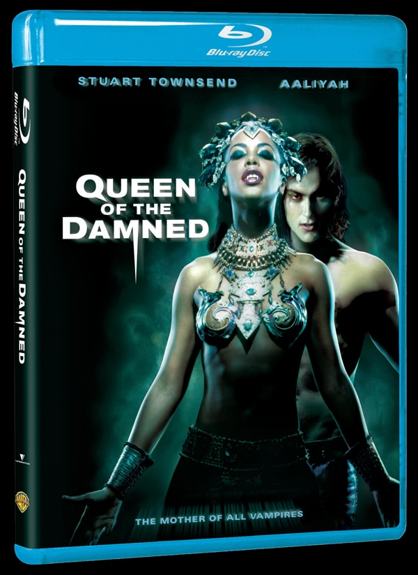 Double Your Fear and Win Queen of the Damned and The Devil's Advocate on Blu-ray