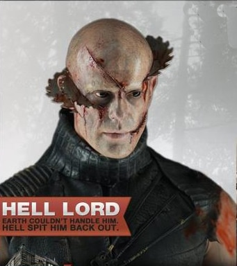 The Cabin in the Woods Beastiary Part 5: The Hell Lord