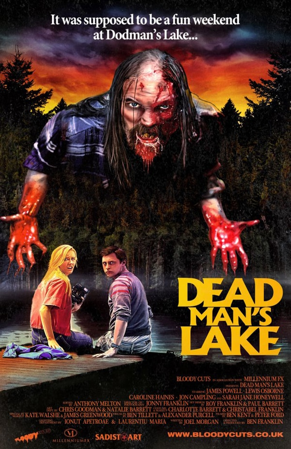Bloody Cuts Anthology Gets Deep in Dead Man's Lake