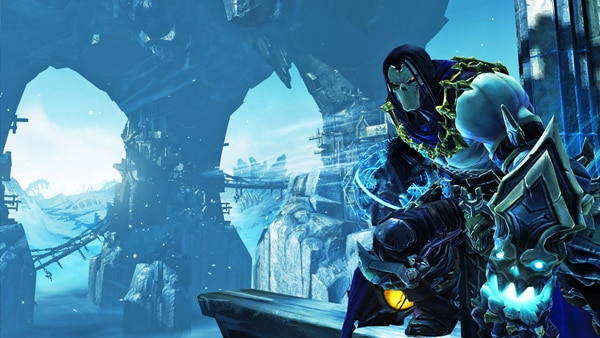 Darksiders II Argul's Tomb DLC Pack Available September 25th