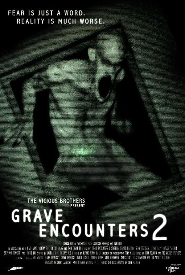 See Grave Encounters 2 at Midnight Shows All Weekend