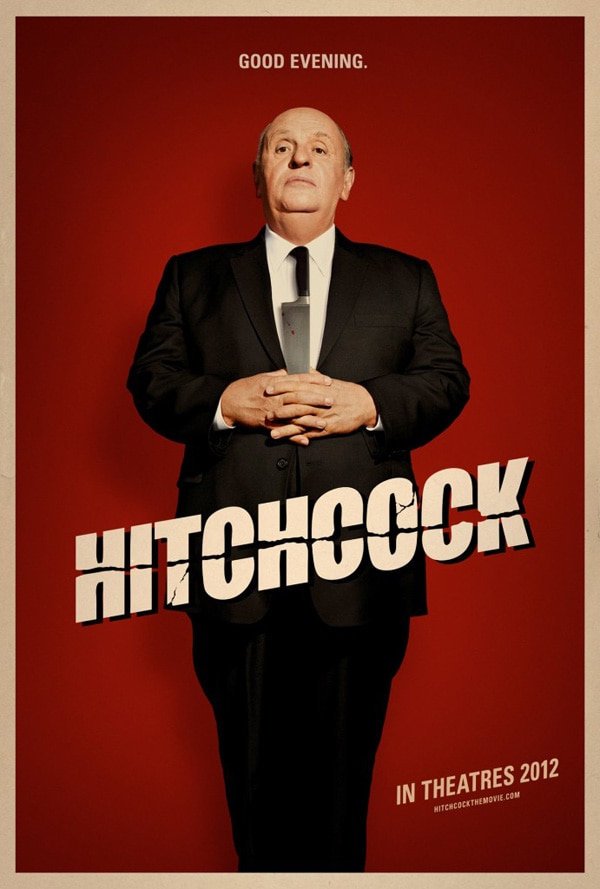 Hitchcock Set to Open the AFI Fest 2012 in Hollywood, CA