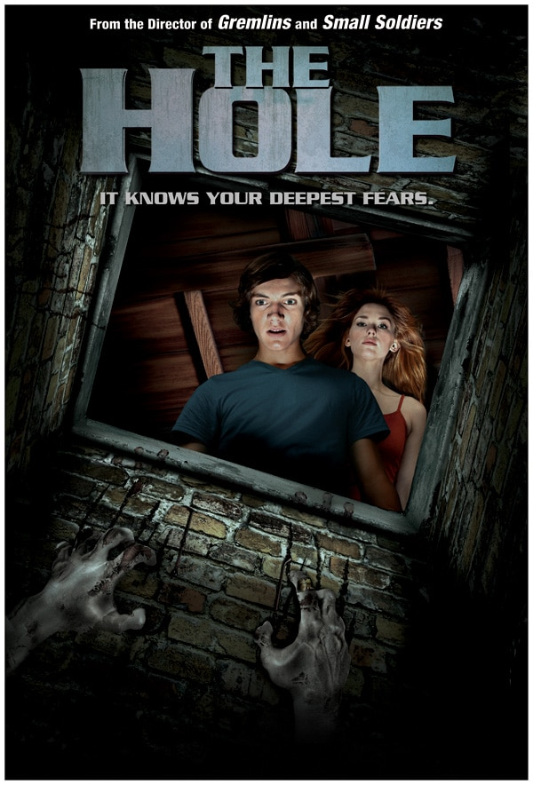 Clarification of Release Plans for Joe Dante's The Hole; Huge Image Gallery Now Open
