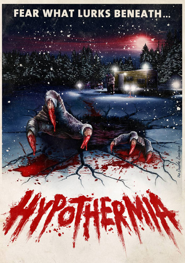 Exclusive Clip from Hypothermia Found Under the Ice