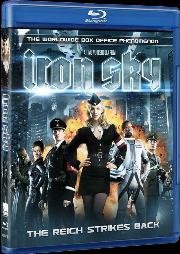 Release Info and Full Specs Arrive for Iron Sky Blu-Ray/DVD