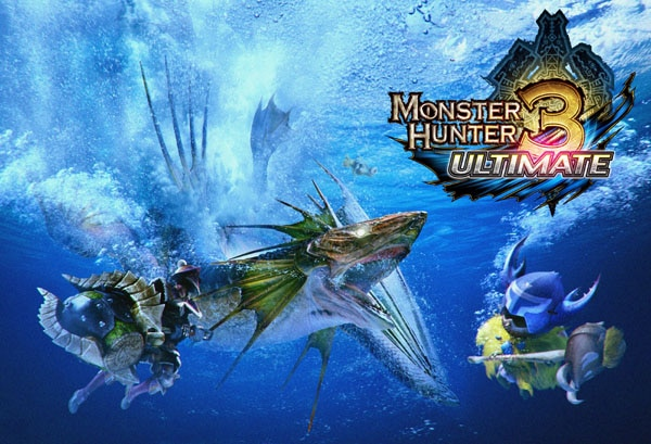 Monster Hunter 3 Ultimate Arriving 2013