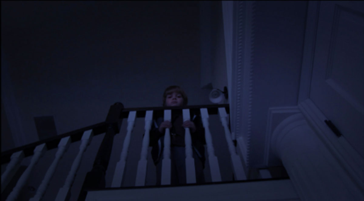 New Paranormal Activity 4 Image Looks Down at You
