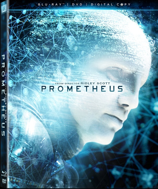 Win a Copy of Prometheus on Blu-ray