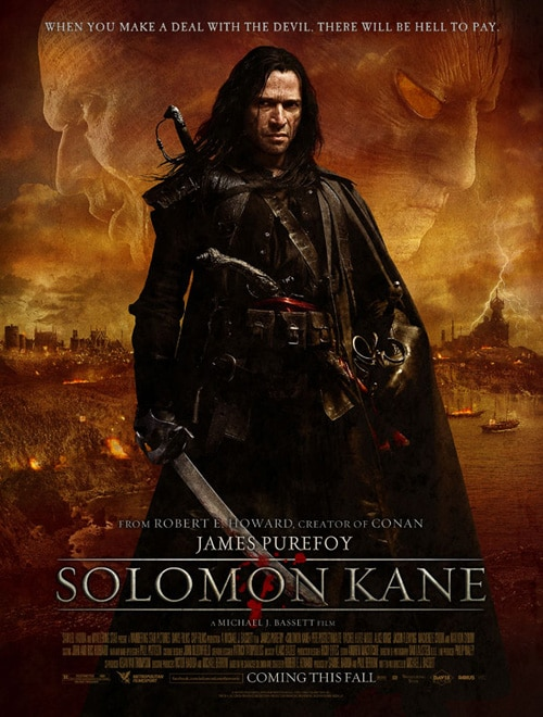 Win a Signed Solomon Kane One-Sheet and More!