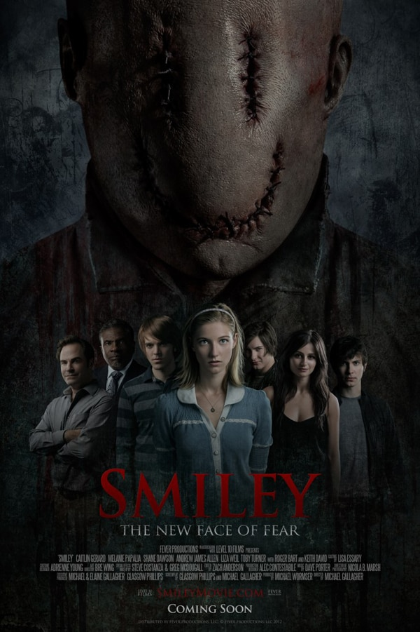 Official Smiley One-Sheet Goes Blonde
