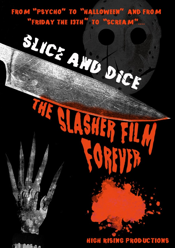 Exclusive Release Info and Clip for New Doc - Slice and Dice: The Slasher Film Forever