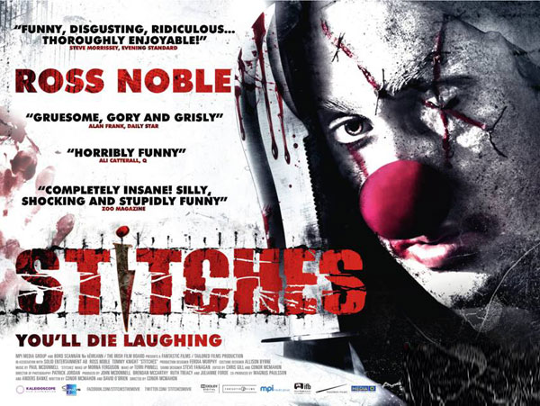 The Red Band Trailer for Stitches Hits with a Glorious Splat