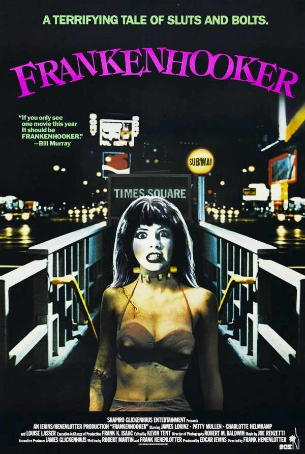 Frankenhooker to Headline Chicago's Terror in the Aisles 12, Win Free Tickets Here