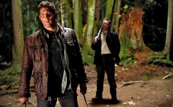 Dean Prepares for Battle in this Supernatural Season 8 Promo Photo