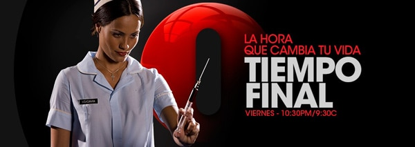 New Spanish-Language Network MundoFox Announces New Series Tiempo Final