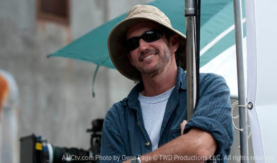 Q&A with The Walking Dead Cinematographer Rohn Schmidt