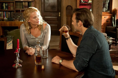 Andrea Cozies Up to the Governor in More New The Walking Dead Season 3 Stills