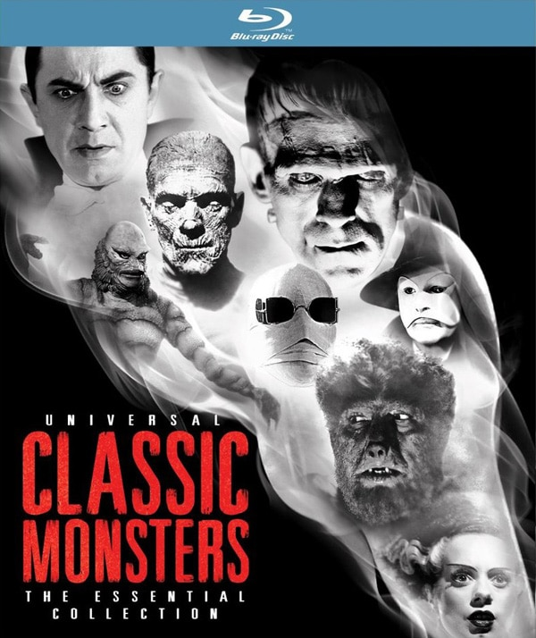 Guest Blog: Scott Essman's They're Still Alive - The Universal Classic Monsters