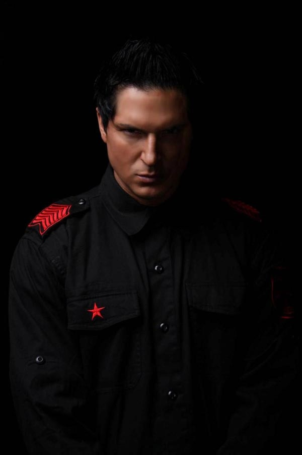 Check out a Track From Ghost Adventures' Zak Bagans and Praga Khan's Necrofusion