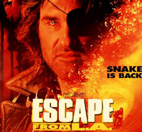 B-Sides: Snake Plissken Is The One
