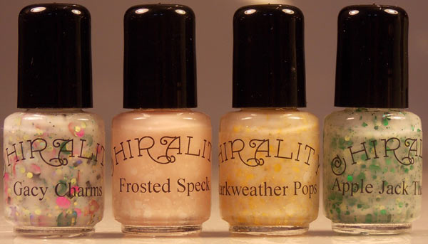 Chirality Nail Polish Cereal Killers Parts 1 and 2