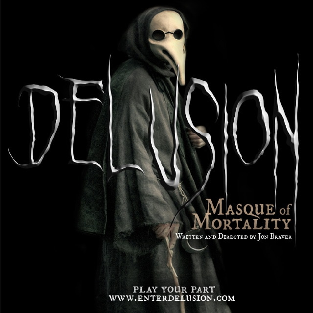 Lose Yourself in Delusion this Halloween