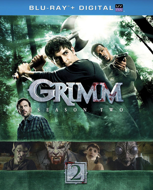 Grimm Season 2 Slays its Way to Blu-ray/DVD on September 17th