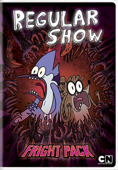 The Regular Show Fright Pack