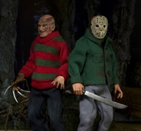 NECA Goes Retro with Freddy and Jason
