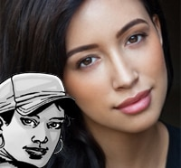 New Walking Dead Casting News! Christian Serratos Brings Rosita to Life