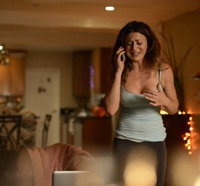 Screamfest Exclusive: Filmmaker John Fitzpatrick and Cerina Vincent Talk Short Skypemare