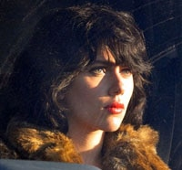 Scarlett Johansson Goes Under the Skin in April