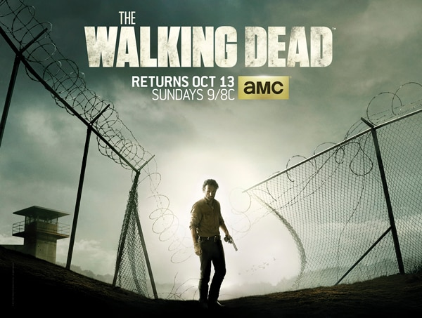 The Walking Dead: Recap of Episode 4.02 - Infected - Poster
