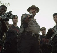 Exclusive New Zombie Killers Stills Take Aim