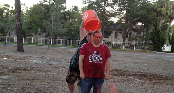 ALS Ice Bucket Challenge Dread Central