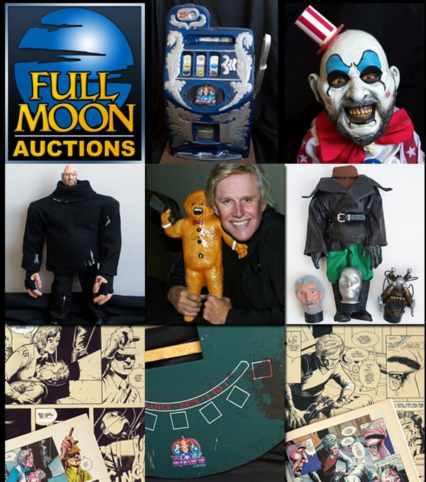 Full Moon Auctions