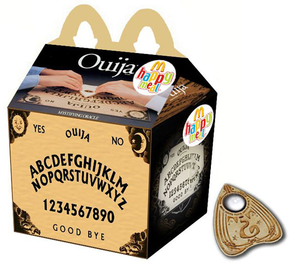 Check Out These Horrific Happy Meal Toys