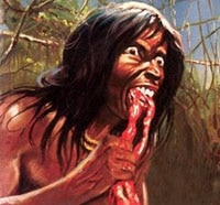 Cast Set for Eli Roth's Green Inferno