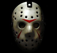 Artists and Friday the 13th Stars Design Jason Masks for Charity