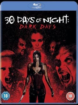 30 Days of Night Dark Days Blu-Ray