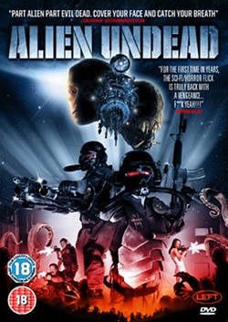 Alien Undead (UK DVD)