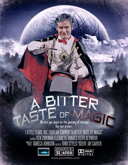 A Bitter Taste of Magic