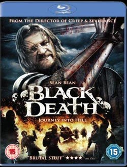 Black Death UK Blu-Ray