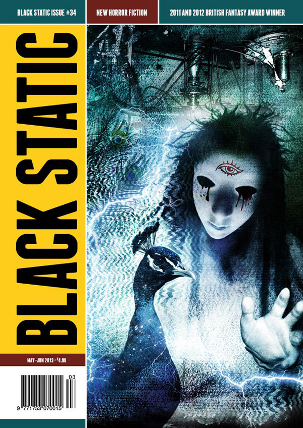 Black Static #34 (Magazine)