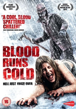 Blood Runs Cold UK DVD
