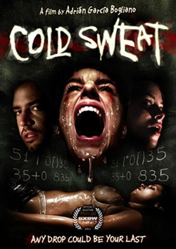 Cold Sweat DVD Review (click for larger image)